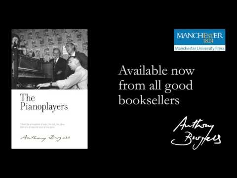 Anthony Burgess reading from his novel The Pianoplayers