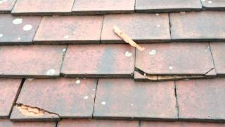 Rosemary Tile Roof. Roof Survey And Repair Of Storm Damage