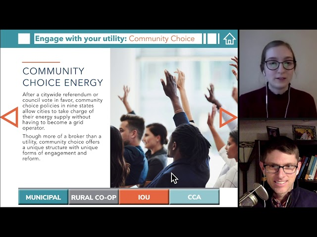 Introducing the Community Power Interactive Toolkit: Power Up My Utility