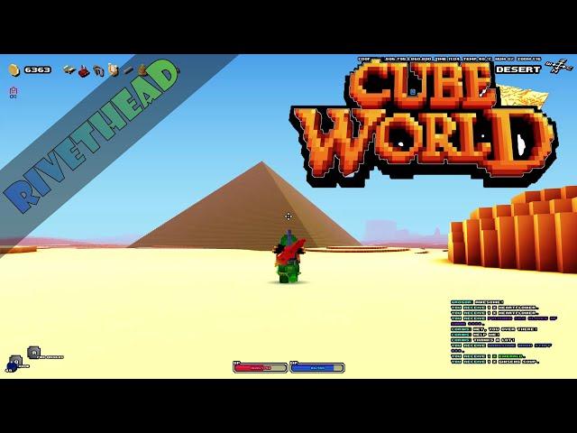 "Cube World Season 13 - E51 -""Wollay Didn't Take Away the Pyramids?"""