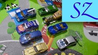 Машинки Хот Вилс в колесе