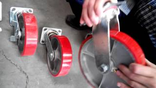 Большегрузные поворотные колеса(, 2015-09-18T09:29:58.000Z)