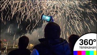 В Братеево пройдет фестиваль фейерверков