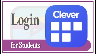How Students Login To Clever Portal