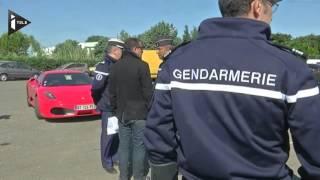 Un trafic de voitures de luxe démantelé à Arles