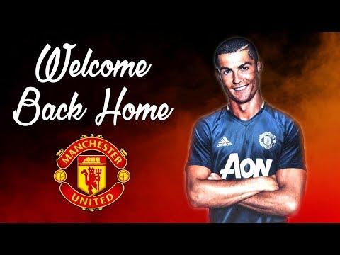 Cristiano Ronaldo  Back To Man United in January 2018