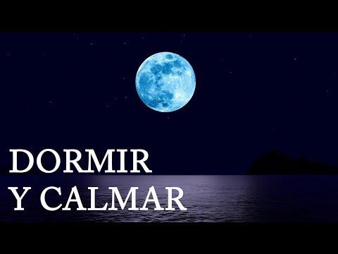 Música Para Dormir Bien - Mar y Luna Relajante - Calmar la Mente