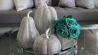 🍁💎🏠 NEW 🍁💎😊Glam Fall Haul from Home Goods and Amazon