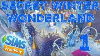 Sims Freeplay   The Secret Winter Wonderland Quest   Part 1