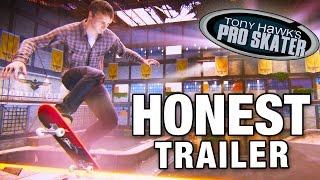 TONY HAWK'S PRO SKATER (Honest Game Trailers)