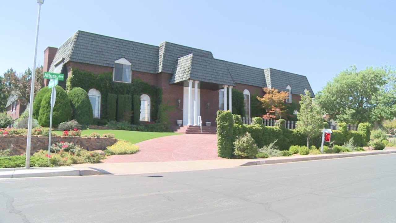 Biggest house in Albuquerque for sale - YouTube