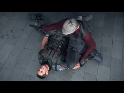 Resident Evil Vendetta 2017 Chris Redfield Vs Glenn Arias Full