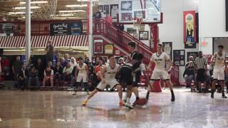 8th Grade Team Overlooked Game Winning Shot By Chris C.