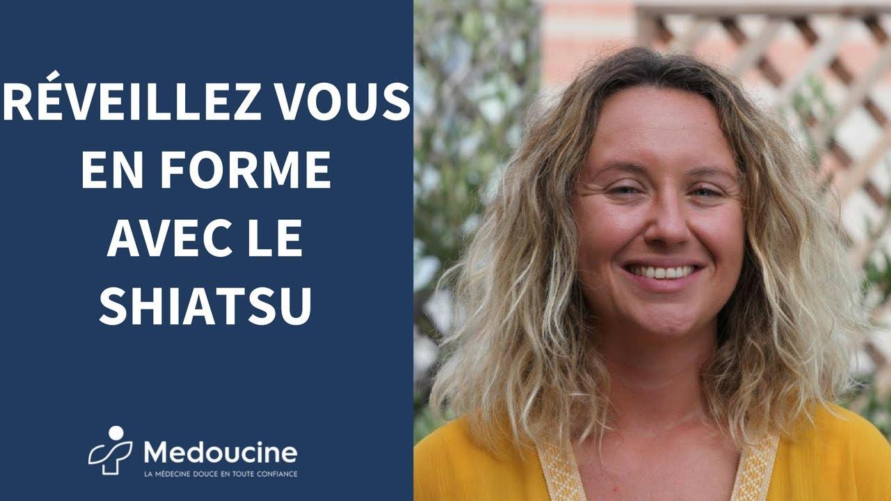 Shiatsu : EXERCICE pour être en FORME le MATIN - par Lara Histel Barontini