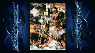 Classic Game Room HD - RAIDEN FIGHTERS ACES review