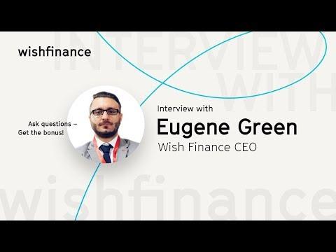 Wishfinance Pre-SALE, ICO! Интервью с основателем Wishfinance! 175$ за правильный ответ!