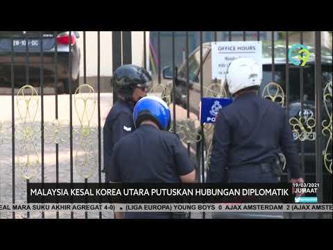 Malaysia Kesal Korea Utara PutuskanHubungan Diplomatik