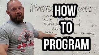 PERIODIZATION Training EXPLAINED How To DESIGN A PROGRAM For BETTER RESULTS Part 3 Program Design - مهرجانات