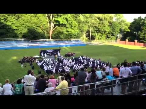 Abington heights graduation
