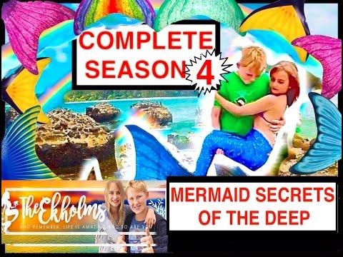 Mermaid Secrets of The Deep ~ COMPLETE SEASON 4 ~ A Full Mermaid Movie