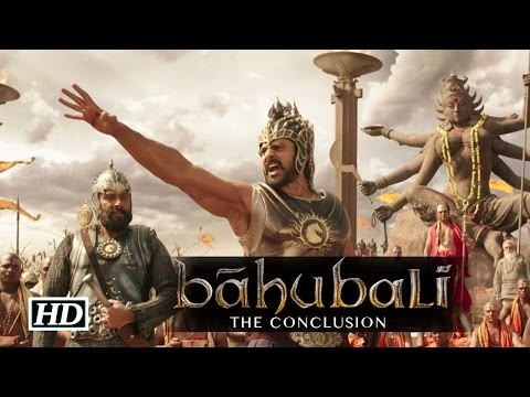 Baahubali - The Conclusion (2016) Trailer #1 [HD]