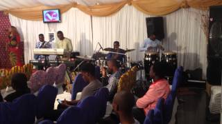 Davidic Voices of VIM perform You are the same by Sinach