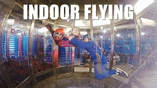 INDOOR FLYING | NEXT CHALLENGE