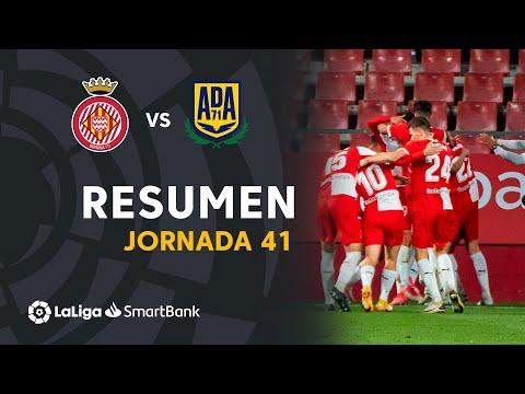 Girona Alcorcón Goals And Highlights