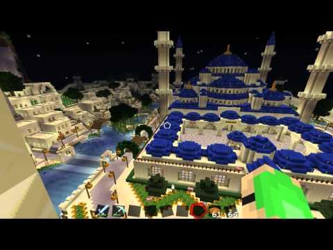 Minecraft - Sen na jawie Cz. 21 *1/2*  (Błękitny Meczet) [Sultan Ahmed Mosque]