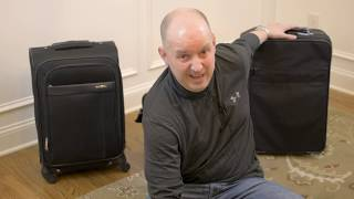 Luggage Comparison (Samsonite vs Tumi vs Briggs & Riley)