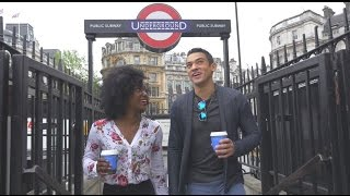 Explore London with the cast of Disney's THE LION KING