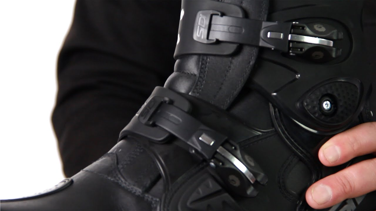 Best Adventure and Dual-Sport Motorcycle Boots of 2015 - YouTube