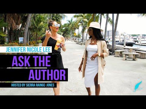 Jennifer Nicole Lee – Ask The Author Hosted by Sierra Rainge-Jones