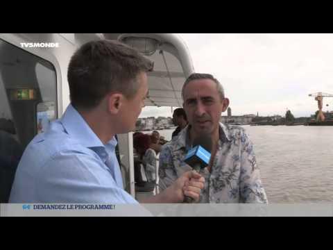 TV5MONDE : Voyage à Nantes !