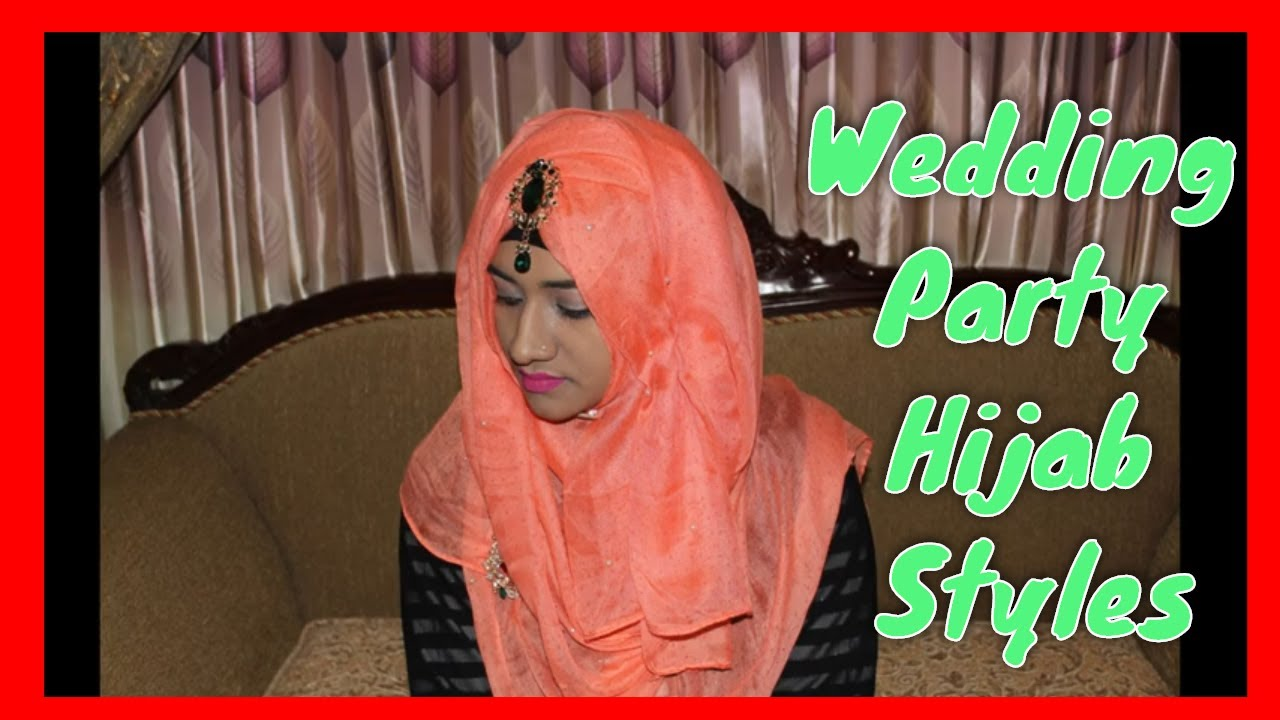 Bridal Hijab Tutorial ব র ইড ল হ জ ব ট উট র য ল Tutorial Part 2 3 Safas Hijab By Safas Hijab