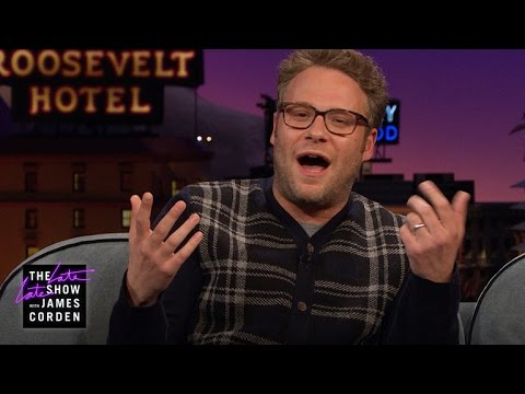 Seth Rogen Parties with Camels & Segways