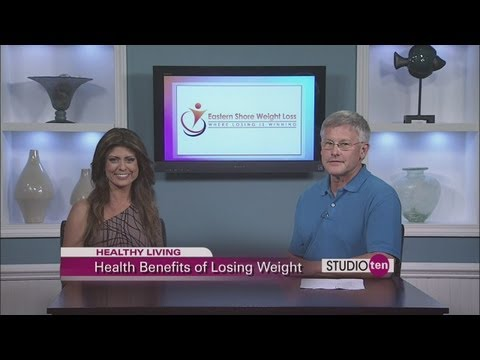 Studio 10: health benefits of losing weight