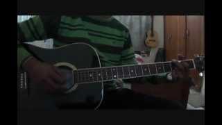 Darius Campbell - Colour blind (Cover)