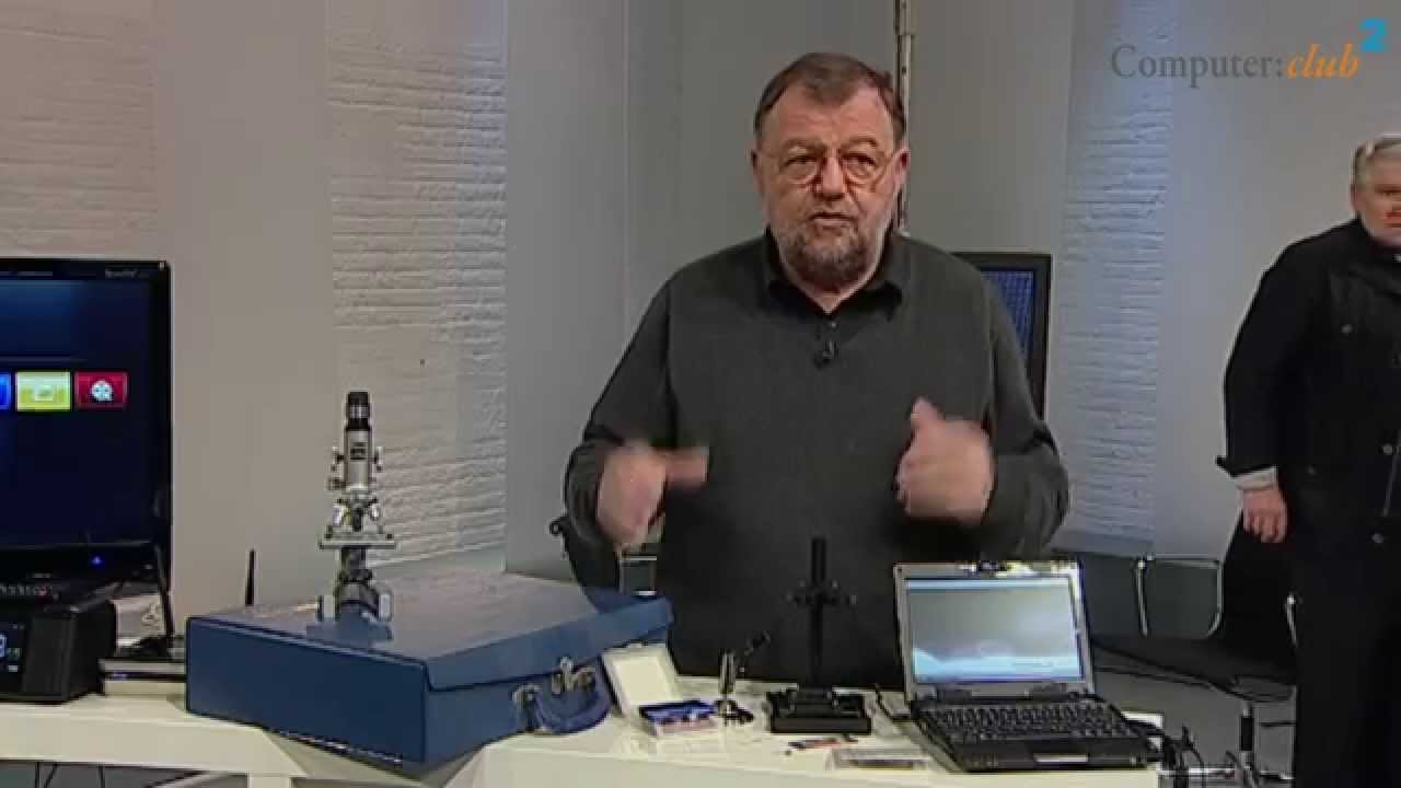 Elv usb mikroskop mit filter und vermessungssoftware youtube