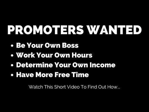 Deregulated Energy Promoters Wanted | Earn Money Marketing Commercial Energy