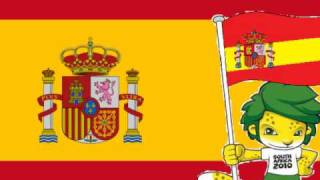 Waving Flag - Spanish/English - Music Theme