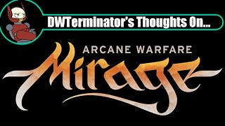 видео Mirage: Arcane Warfare