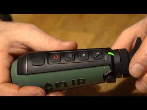 Flir Scout TK Compact Wärmebildkamera