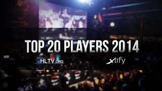 HLTV.org's Top 20 Players of 2014