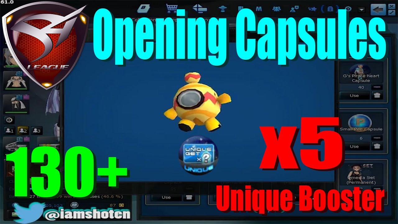 Coupon capsule s4 league