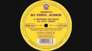 DJ Vinyl Junkie - Can