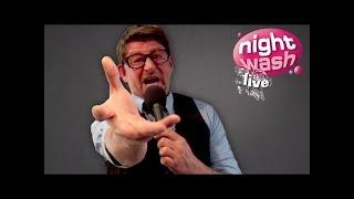 Volker Diefes bei NightWash live
