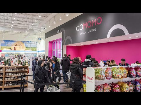 Oomomo In Toronto Is A New Japanese Dollar Store That Sells Everything