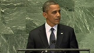 President Obama Speaks to the United Nations General Assembly