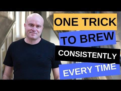 How To Brew Consistently And Hit Your Target Gravity On Brew Day EVERY TIME!